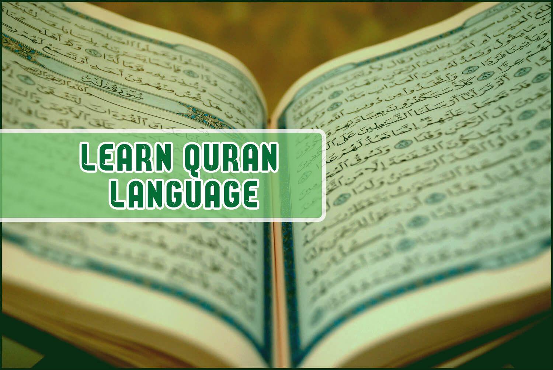 learn quran language