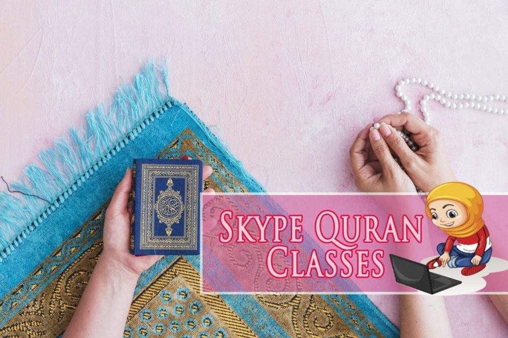 skype quran classes