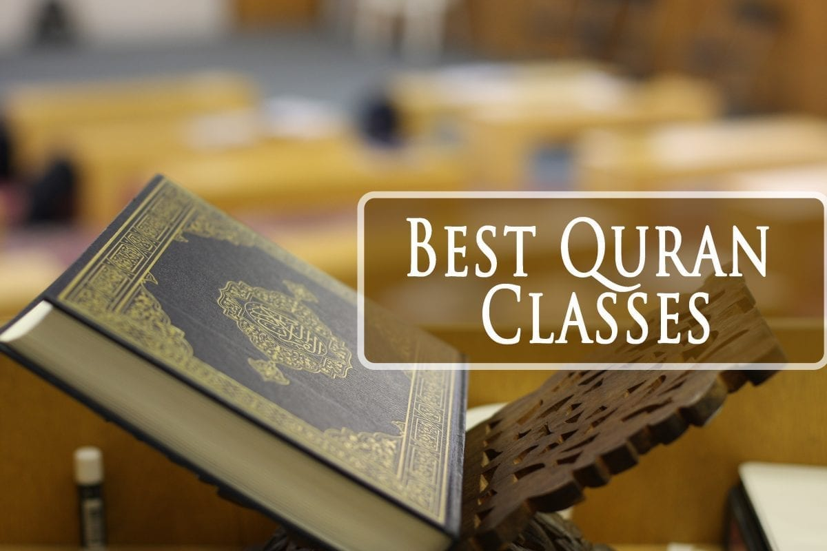 Best Quran classes