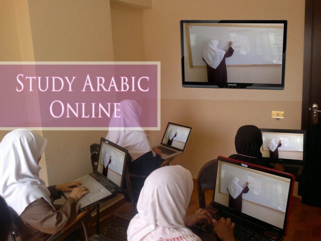 study arabic online