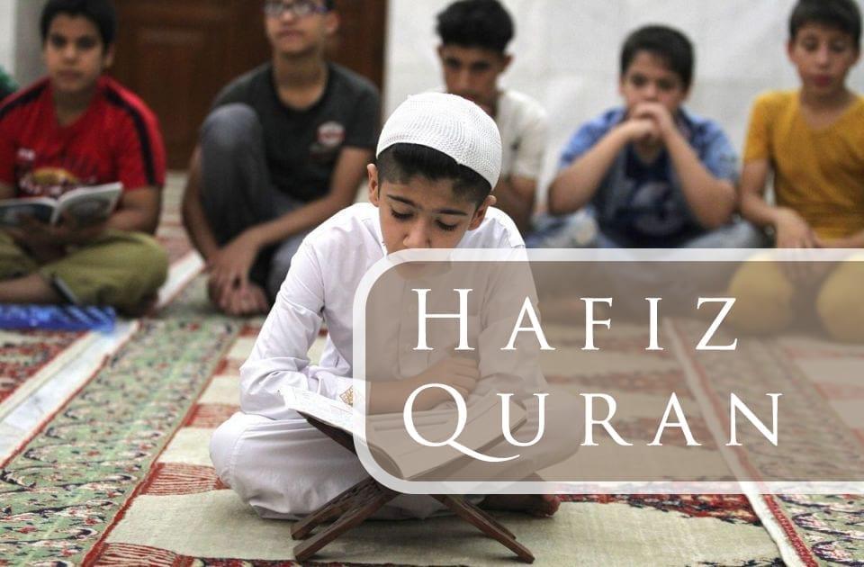 Hafiz Quran