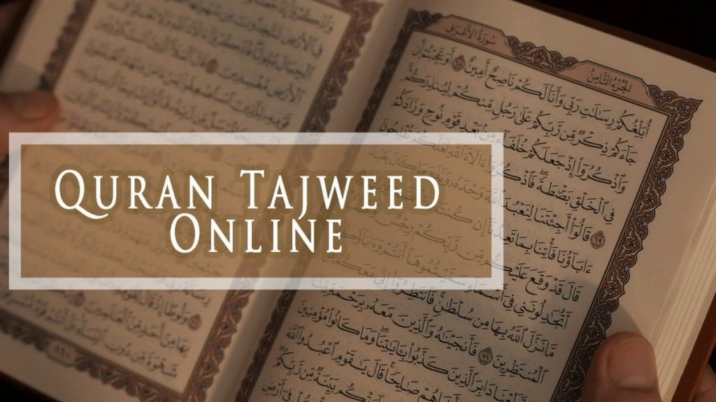 Quran Tajweed Online