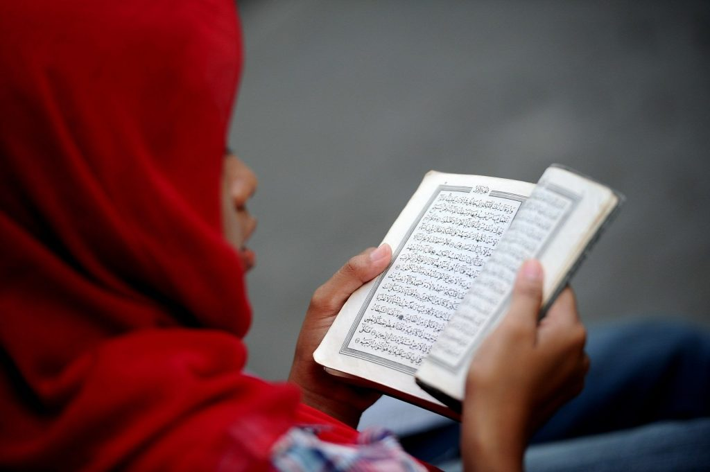 Indonesian Orphans Muslims
