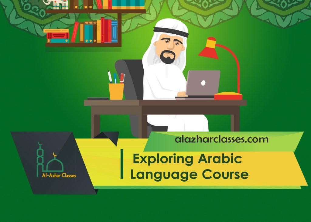 Exploring Arabic language course