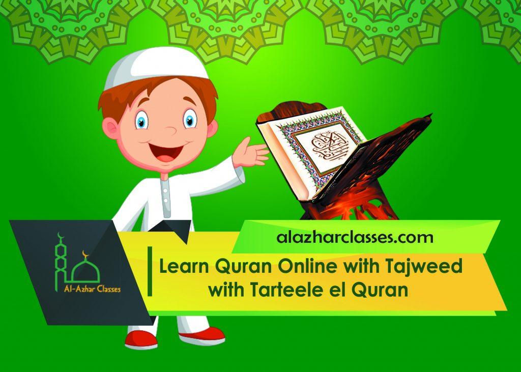 Learn Quran Online With Tajweed