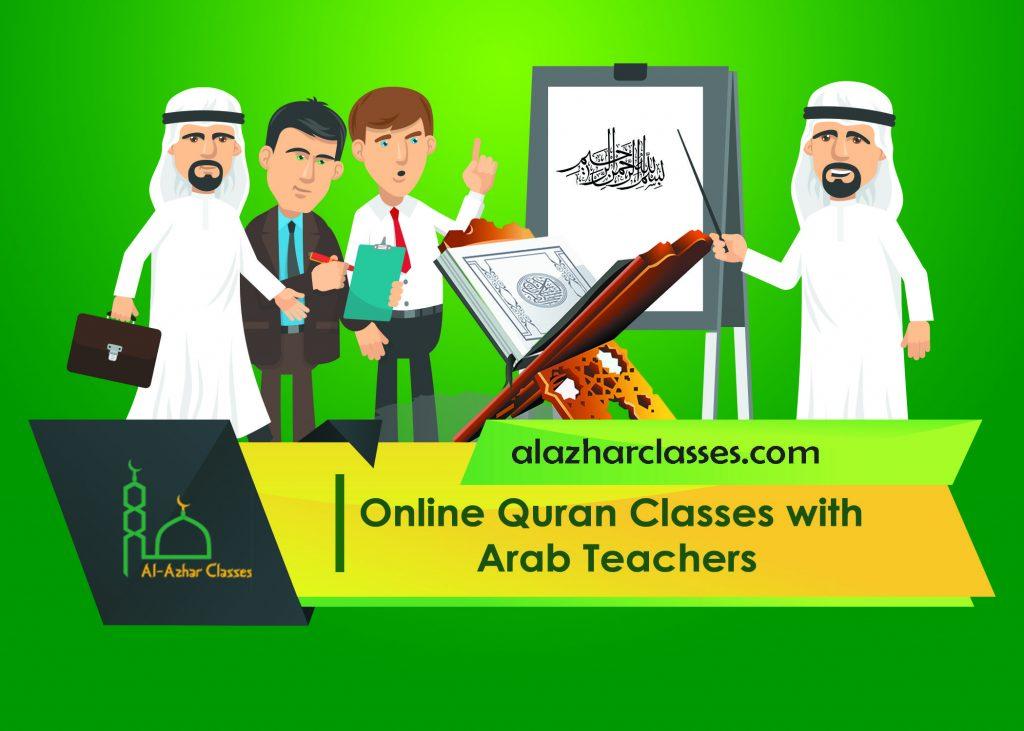 Online Quran Classes with Arab Teachers