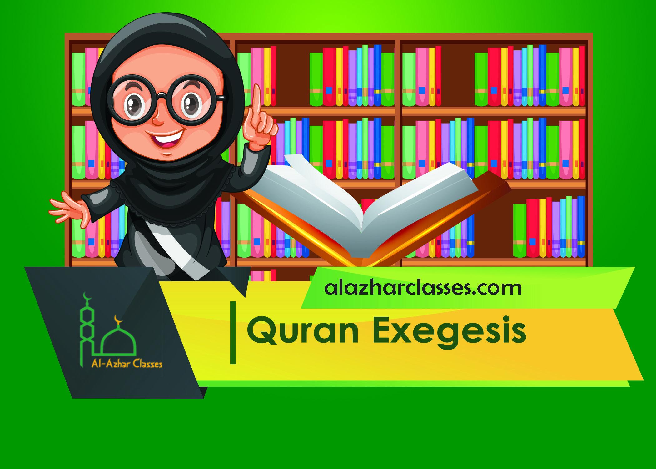 Quran Exegesis